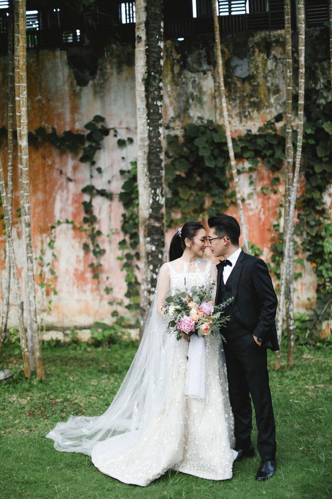Maria & Michael by Bali Wedding Paradise - 001