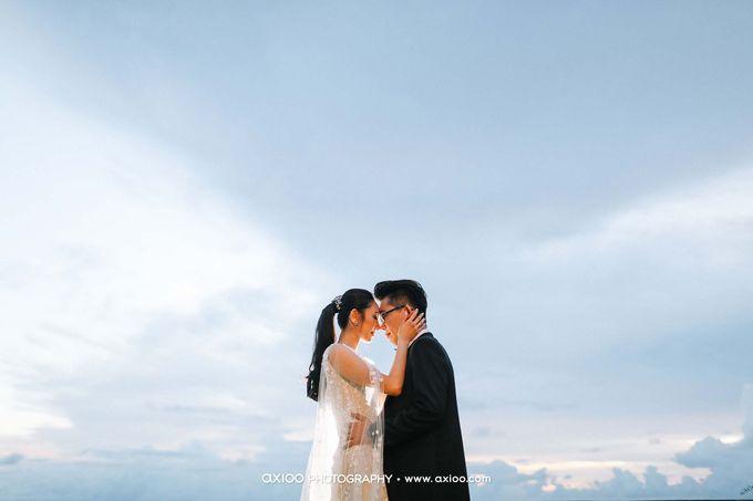 Maria & Michael by Bali Wedding Paradise - 033