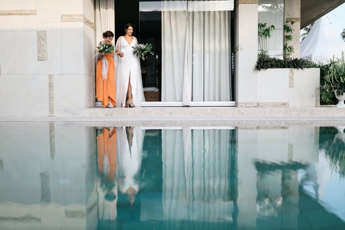 The Wedding of Sarah and Nick - 2nd Album by Villa Vedas - 001