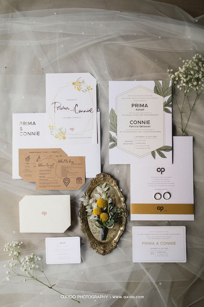 Prima & Connie by Bali Wedding Paradise - 001