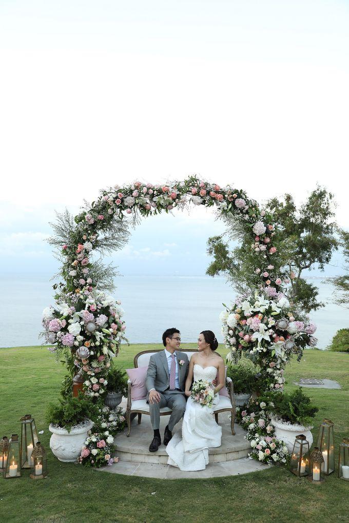 Ryan & Melyana by Bali Wedding Paradise - 027