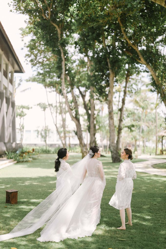 The Wedding of Erika & Vincent by Bali Eve Wedding & Event Planner - 008