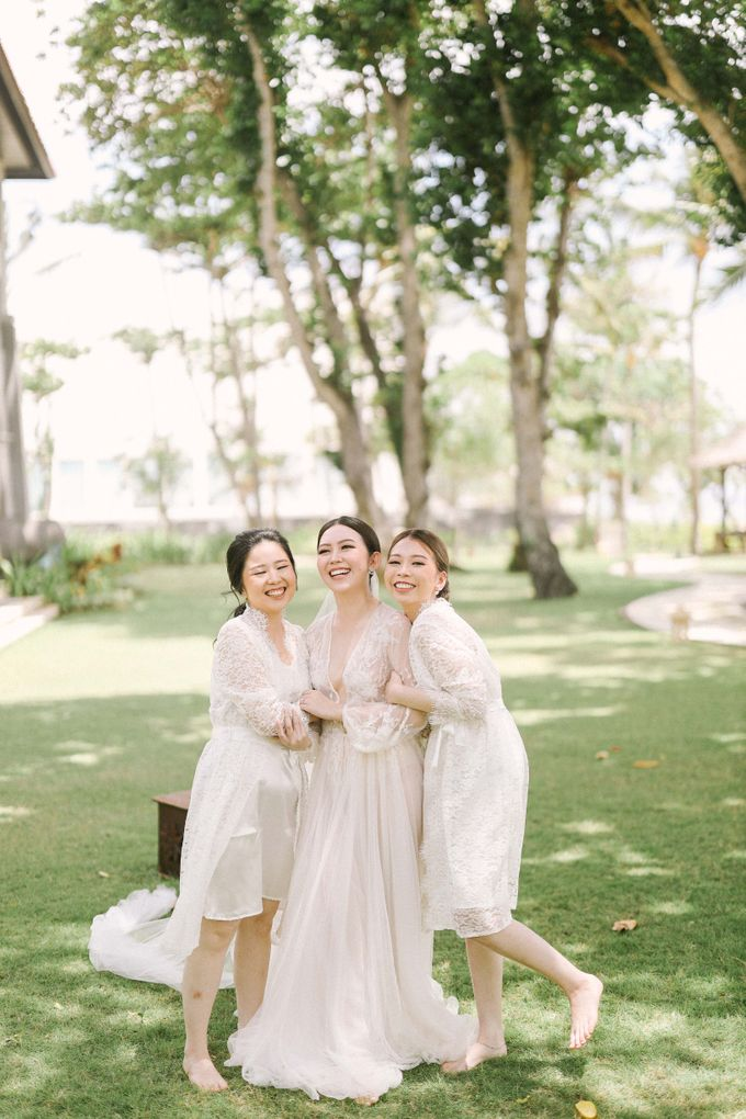 The Wedding of Erika & Vincent by Bali Eve Wedding & Event Planner - 009