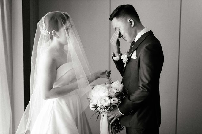 The Wedding of Erika & Vincent by Bali Eve Wedding & Event Planner - 011