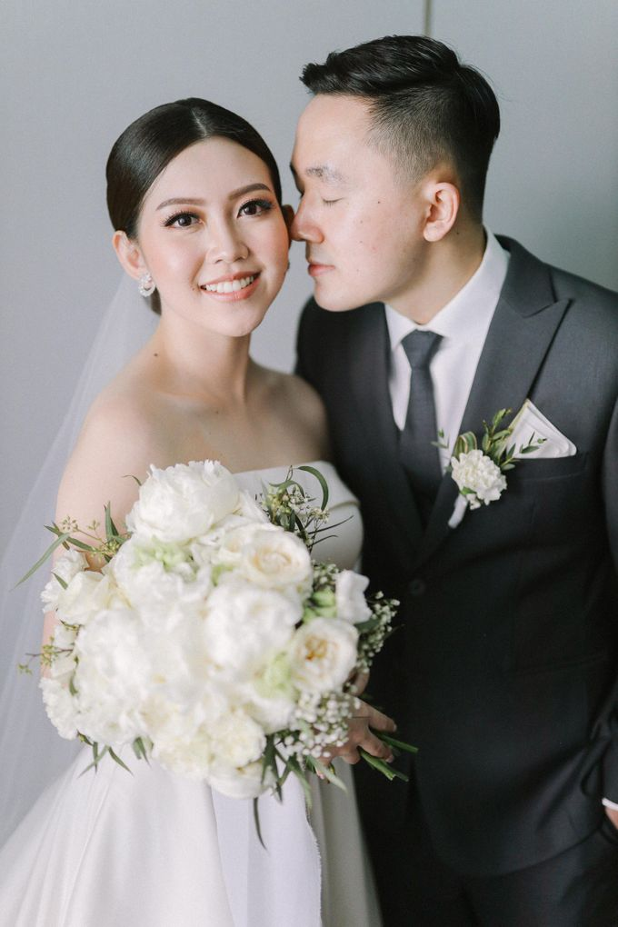 The Wedding of Erika & Vincent by Bali Eve Wedding & Event Planner - 013