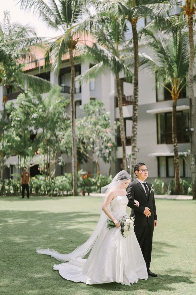 The Wedding of Erika & Vincent by Bali Eve Wedding & Event Planner - 015