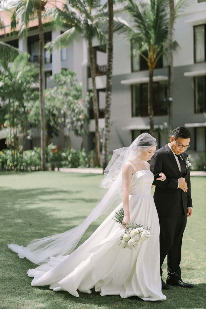 The Wedding of Erika & Vincent by Bali Eve Wedding & Event Planner - 016