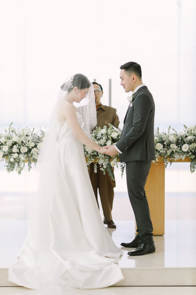 The Wedding of Erika & Vincent by Bali Eve Wedding & Event Planner - 021