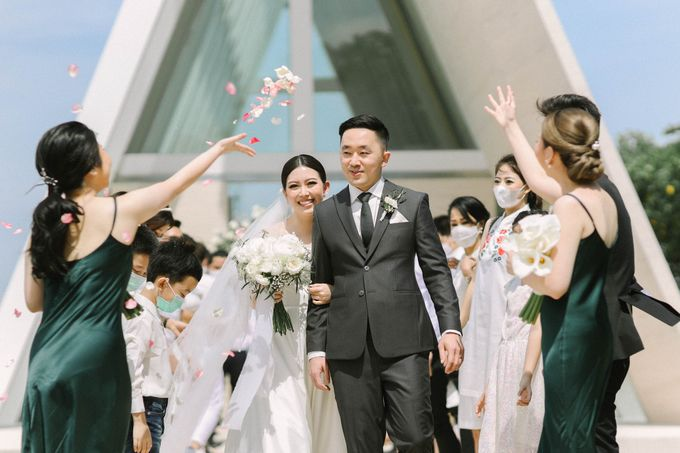 The Wedding of Erika & Vincent by Bali Eve Wedding & Event Planner - 028