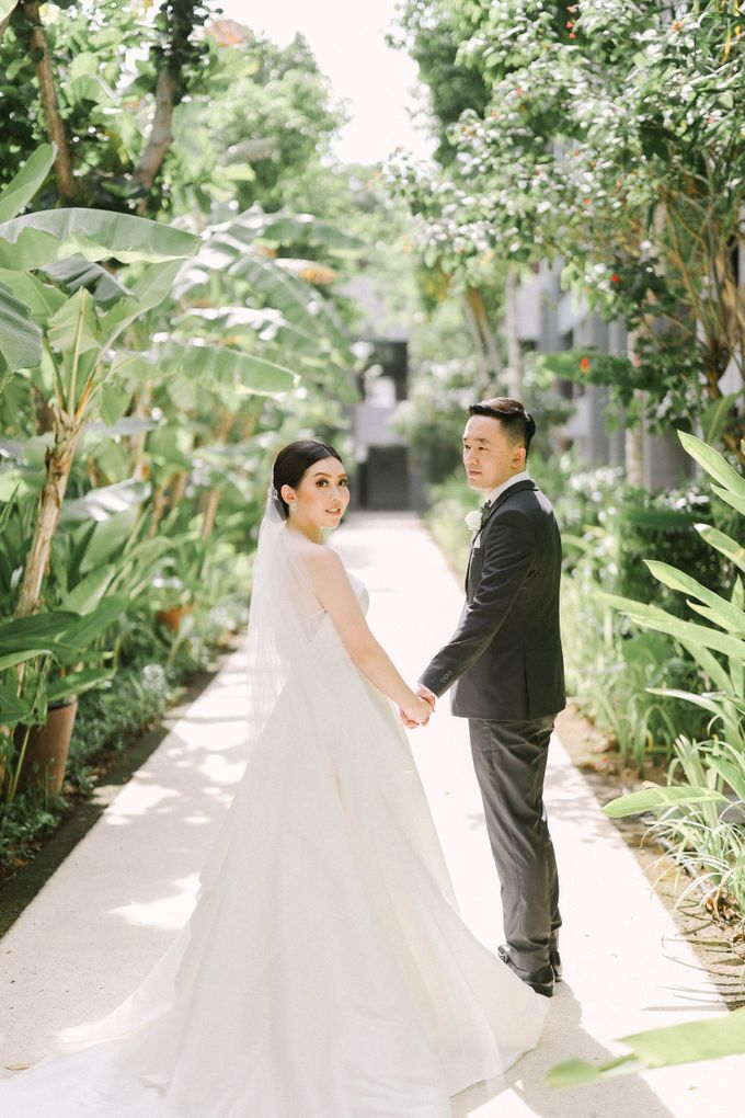The Wedding of Erika & Vincent by Bali Eve Wedding & Event Planner - 030