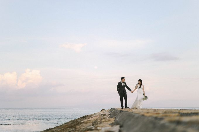 The Wedding of Erika & Vincent by Bali Eve Wedding & Event Planner - 036