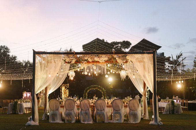 The Wedding of Erika & Vincent by Bali Eve Wedding & Event Planner - 041