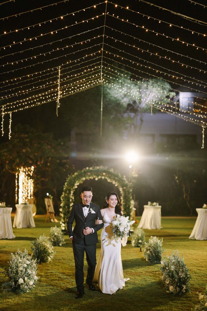 The Wedding of Erika & Vincent by Bali Eve Wedding & Event Planner - 042