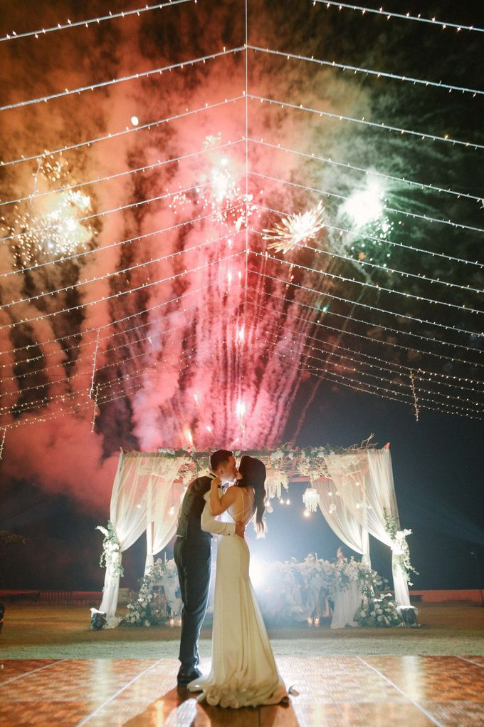 The Wedding of Erika & Vincent by Bali Eve Wedding & Event Planner - 045