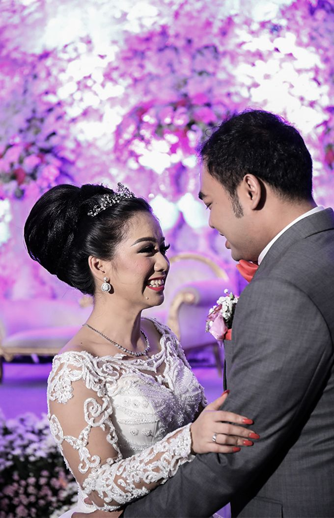 Wedding story of Gretha & Michael by Video Art - 002