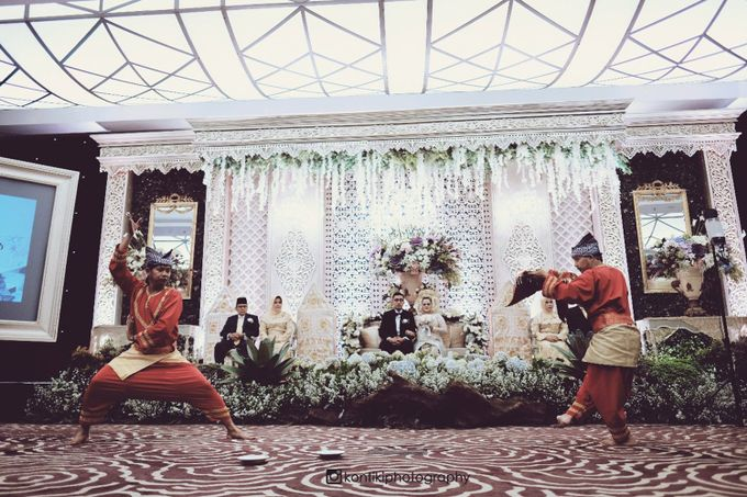 Pelaminan by Financial Club Jakarta - 001