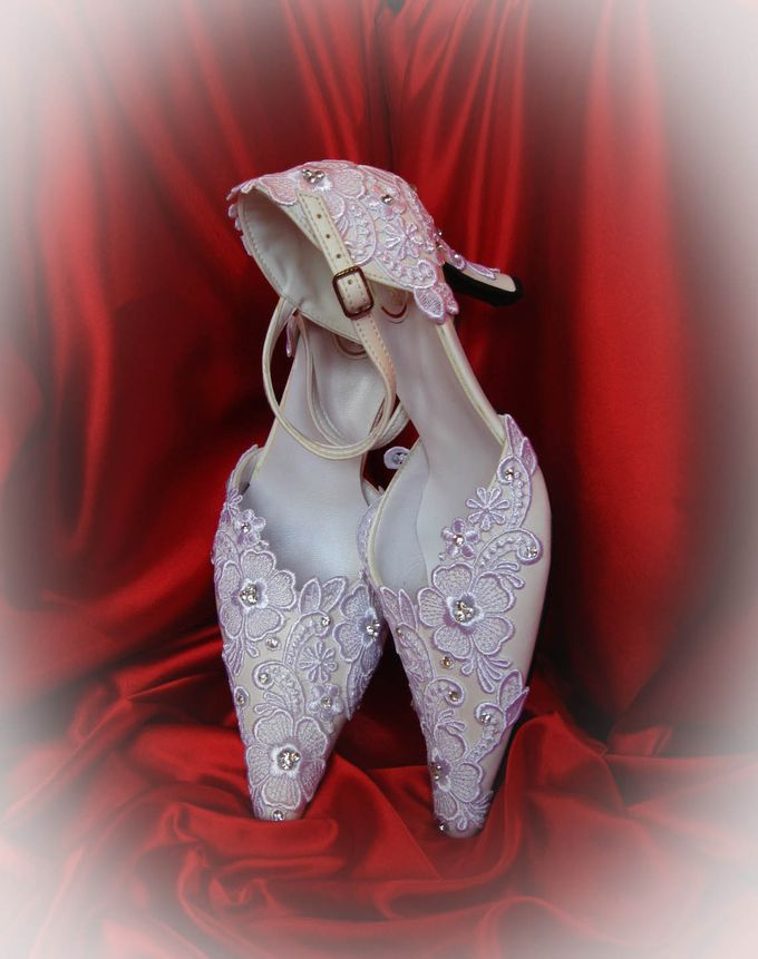 BRIDAL SHOES by Pamela Falli - 023