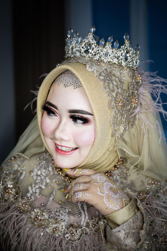Wedding of Amrina & Farid by Rashdan Planner - 002