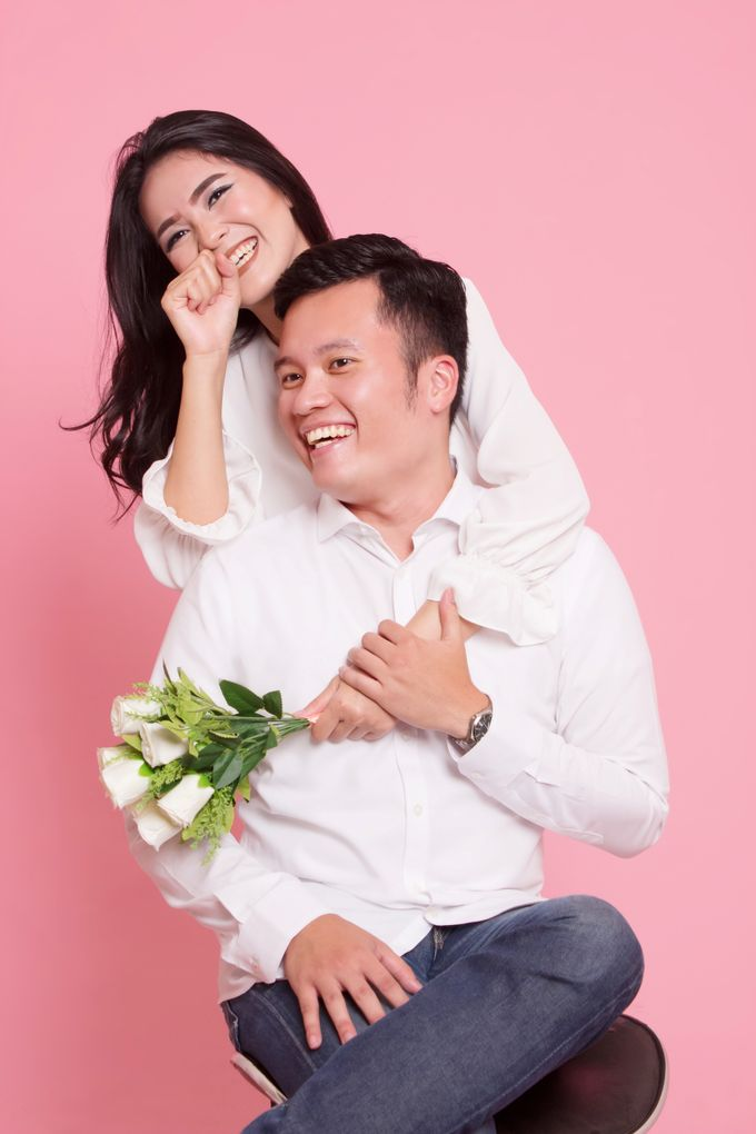 Gorgeous Prewedding Nicho & Vitra by Ken Photo - 004