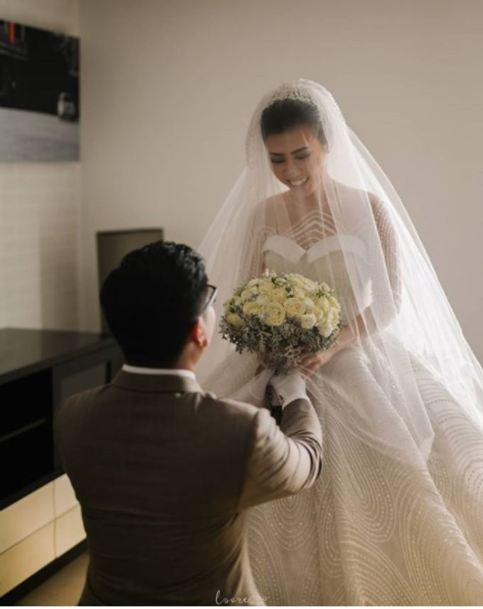 THE WEDDING OF VALERIE & ROBBY by natalia soetjipto - 004