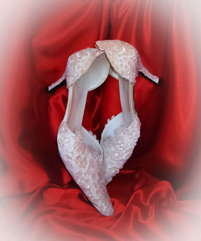 BRIDAL SHOES by Pamela Falli - 031