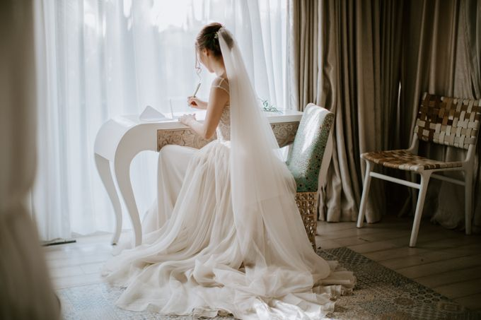Rita & Ting Wedding by Delapan Bali Event & Wedding - 030