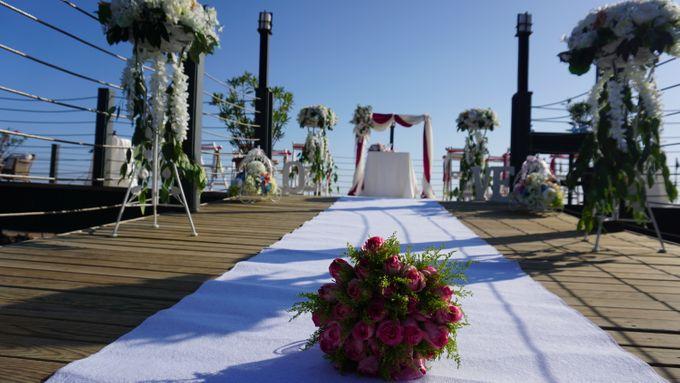 Wedding by the sea in Antalya -Lucy & Daniel- by Wedding City Antalya - 002