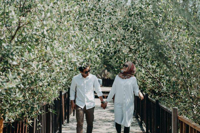 PREWEDDING NOVIE & KHAKIM by Fitara photography - 002