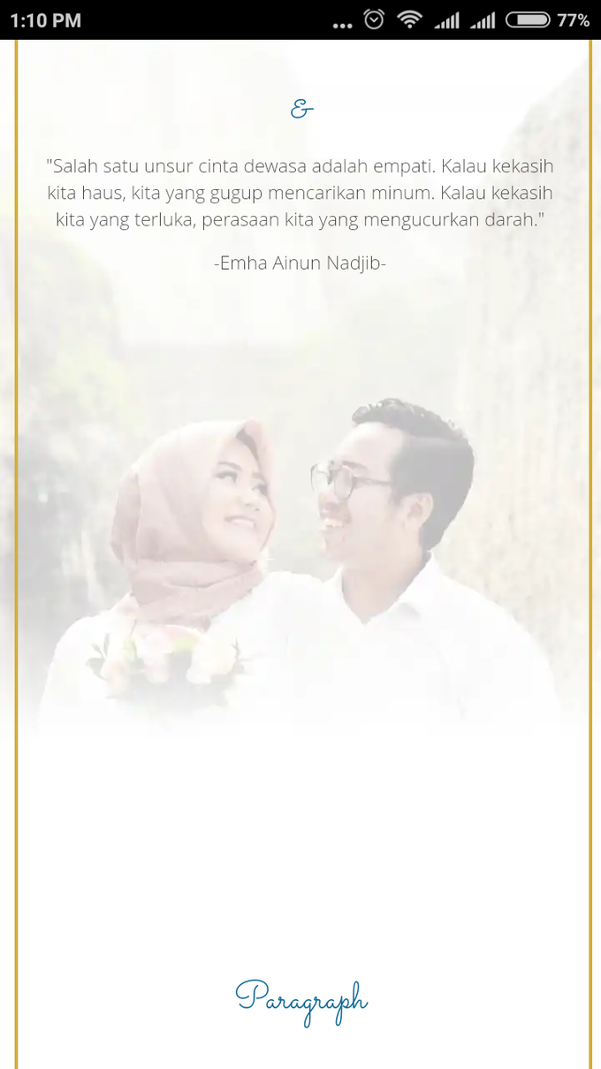 Hesty rizky digital invitation by kania invitation bridestory add to board hesty rizky digital invitation by kania invitation 002 stopboris Images