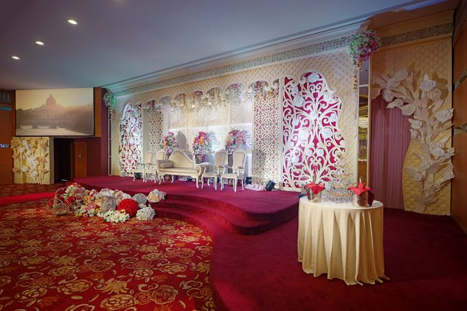 Angke Restaurant Kelapa Gading - Ballroom and Function Hall by Angke Restaurant & Ballroom Jakarta - 003