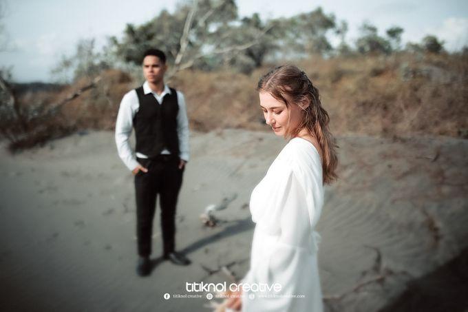 Prewedding Anya + Ben by Titiknol Creative - 002