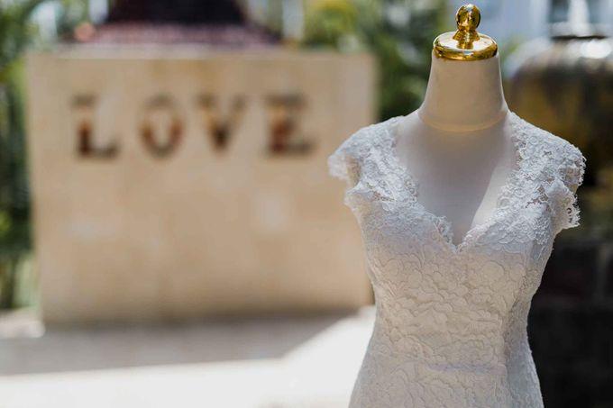 Oshiel & Patrick Wedding Preparation by White Roses Planner - 002