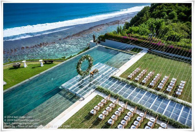 Wedding Set Up by The Surga Villa Estate - 002