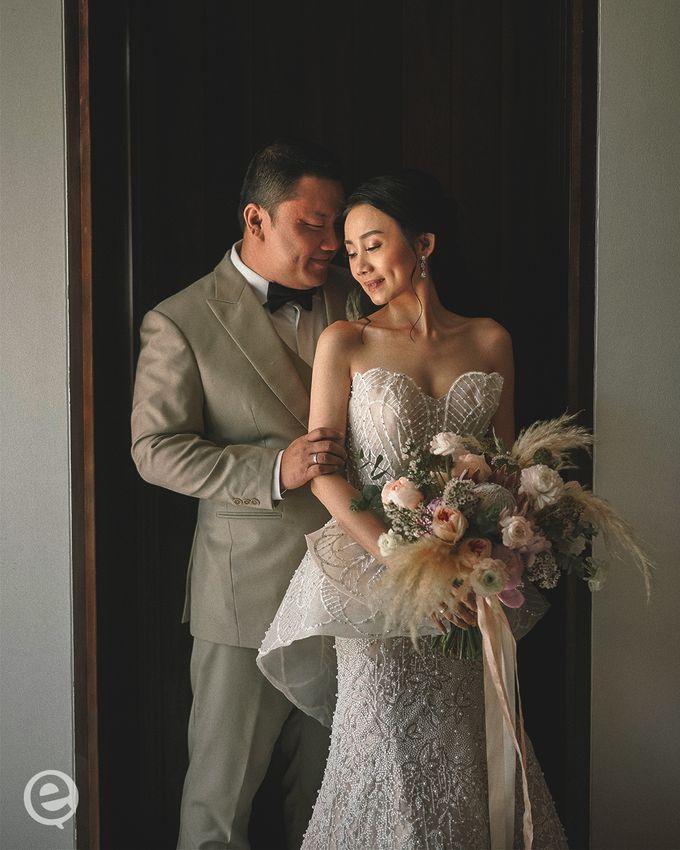 Andre & Mina - Alila Seminyak by Cynthia Tan - 001