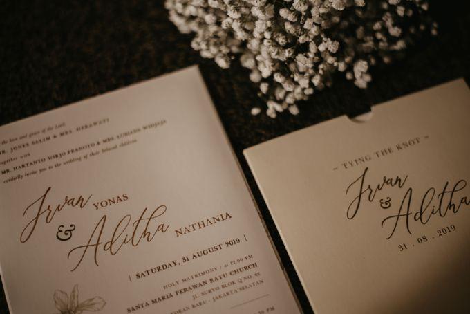 Irvan & Aditha Wedding by AKSA Creative - 002