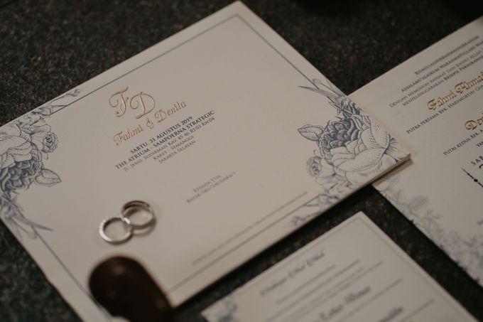 Denita & Fahmi Wedding by AKSA Creative - 002