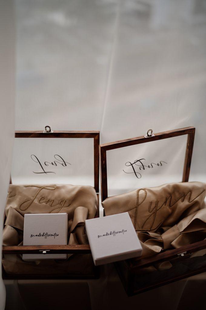 Leonard & Shieng Wedding by Casablanca Design - 002
