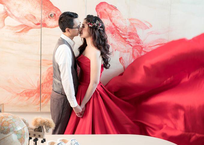 Stefan & Anastasia by JJ Bride - 002