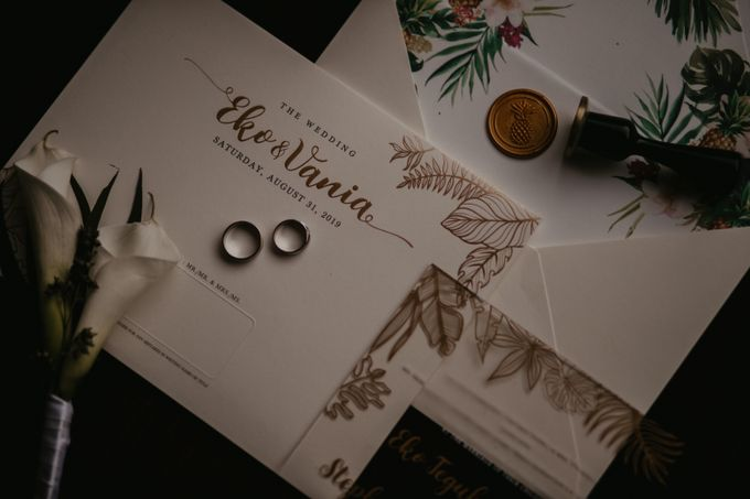 Eko & Vania Wedding by AKSA Creative - 002
