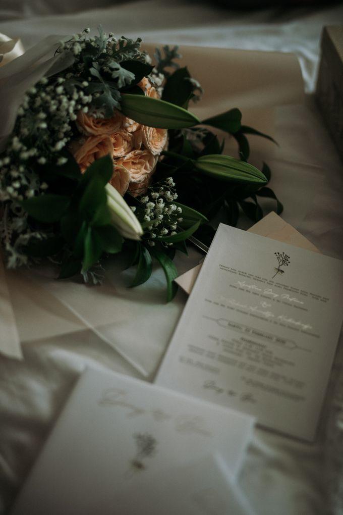 Bia & Dony Wedding by AKSA Creative - 002