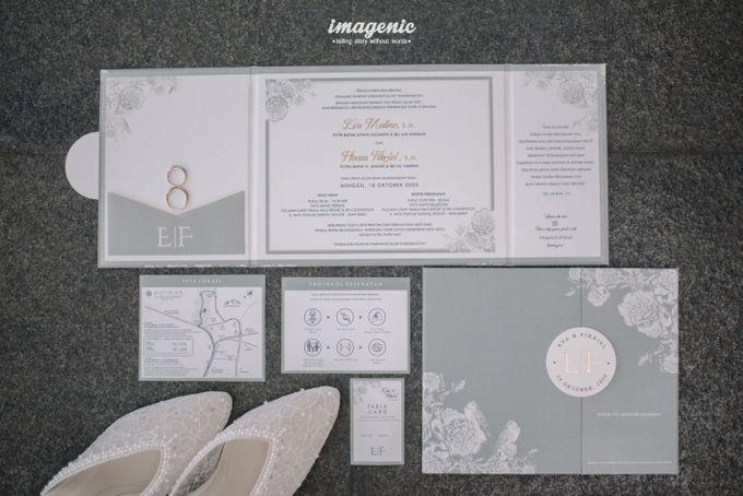 Eva & Fikriel Wedding by Petty Kaligis - 005