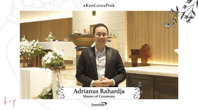 Kenneth & Pingky Virtual Online Wedding Live Streaming Holy Matrimony by Truevindo - 003