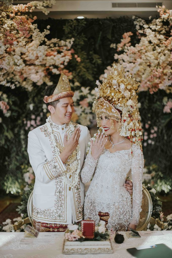 Elisa & Faris Wedding by Speculo Weddings - 004