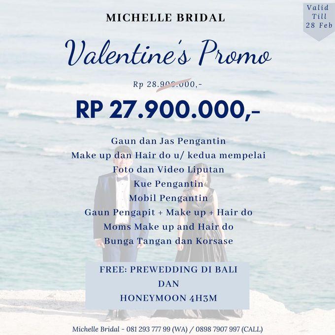 Valentine Promo by Michelle Bridal - 001