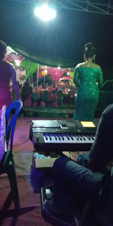 Pesta Kawinan di Kampung Dukuh Kramatjati Full Dangdut by Angjo Production - 002