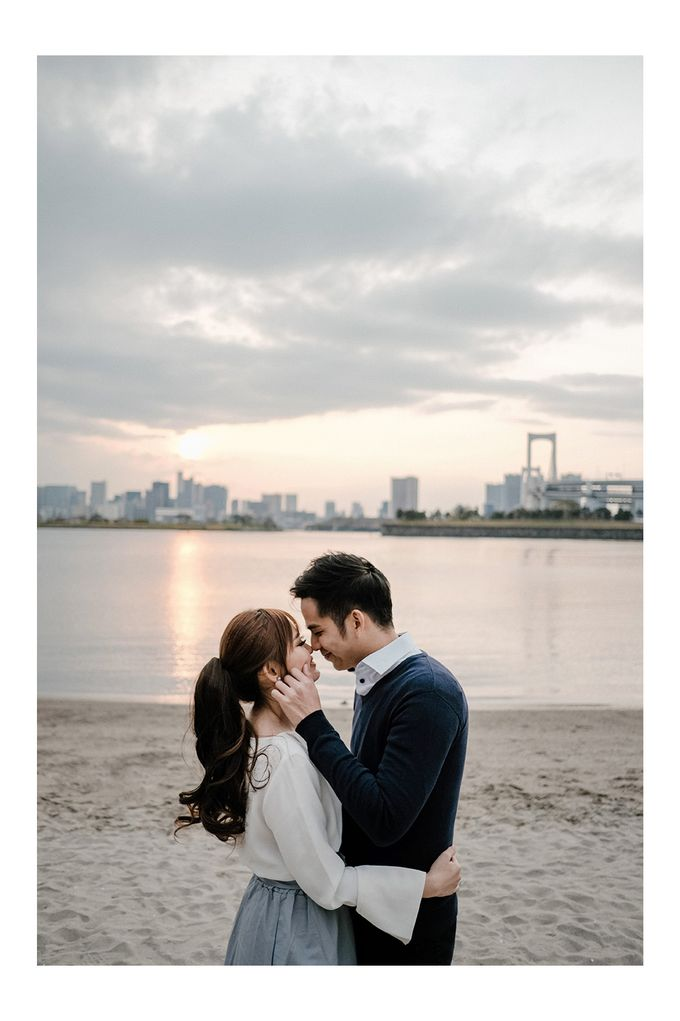 Anthony & Esther Japan Tokyo Prewedding by PICTUREHOUSE PHOTOGRAPHY - 002