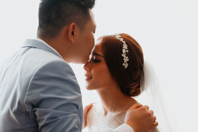 Wedding Of Ryan Allvi & Fransisca Fortunata by Nika di Bali - 002