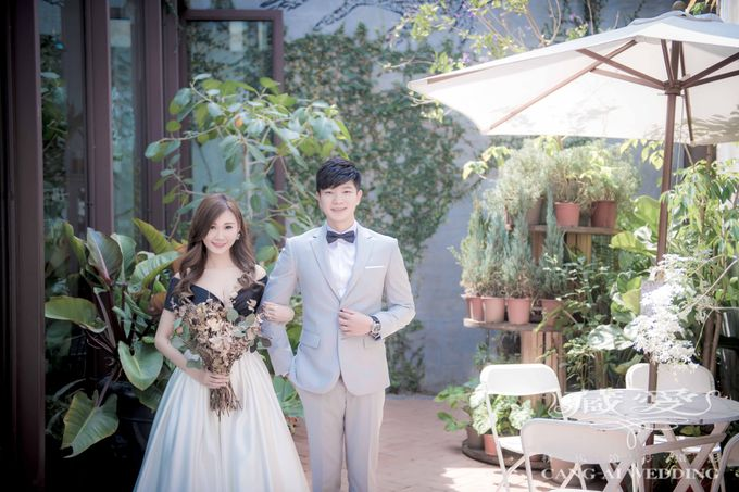 Couples of  SG by Cang Ai Wedding - 004