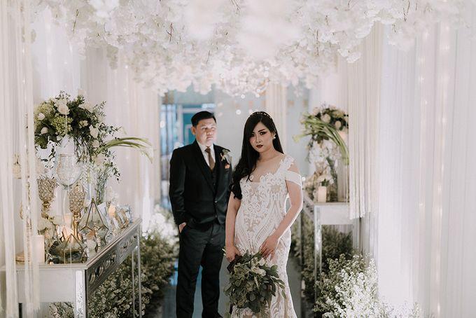 Wedding of Robert & Michelle by La'SEINE Function Hall - 003