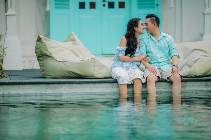 PRE - WEDDING ARA & OLIVIA BY HENOKH WIRANEGARA by All Seasons Photo - 002